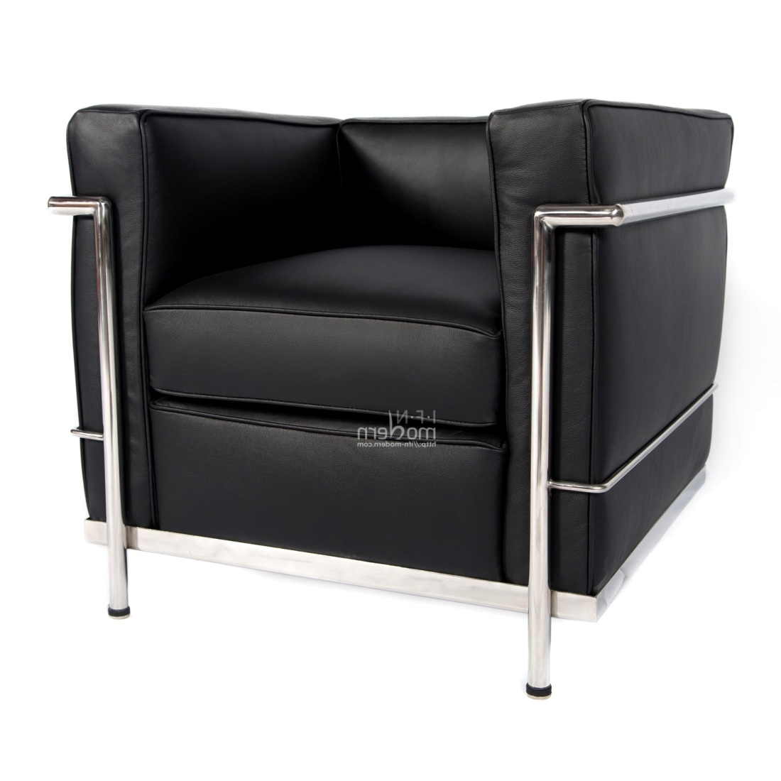le corbusier lc2 style chair. Black Bedroom Furniture Sets. Home Design Ideas